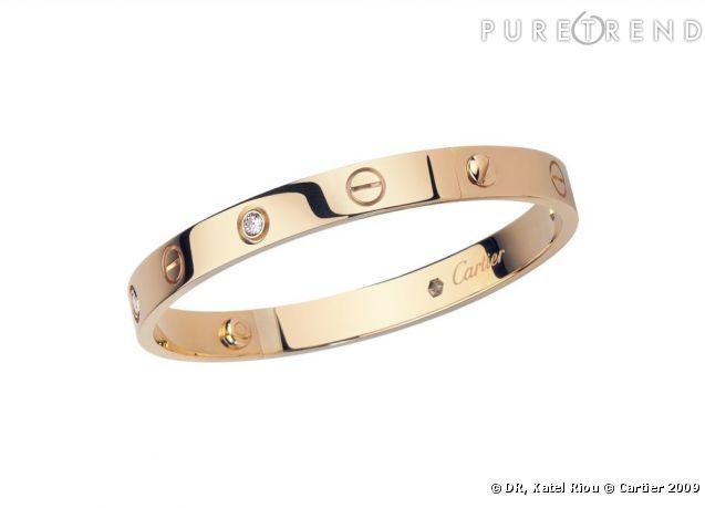 Prix bracelet love cartier