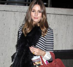 Olivia Palermo, démonstration de style... A shopper !