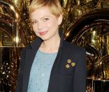 Michelle Williams chez Mulberry.