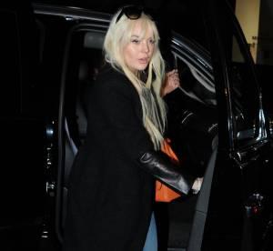 Lindsay Lohan, la décadence