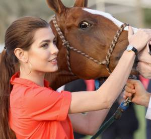Charlotte Casiraghi, la petite princesse de Dubai