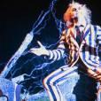 """""""BeetleJuice"""" sorti en 1988 résume parfaitement l'exubérance version Tim Burton."""