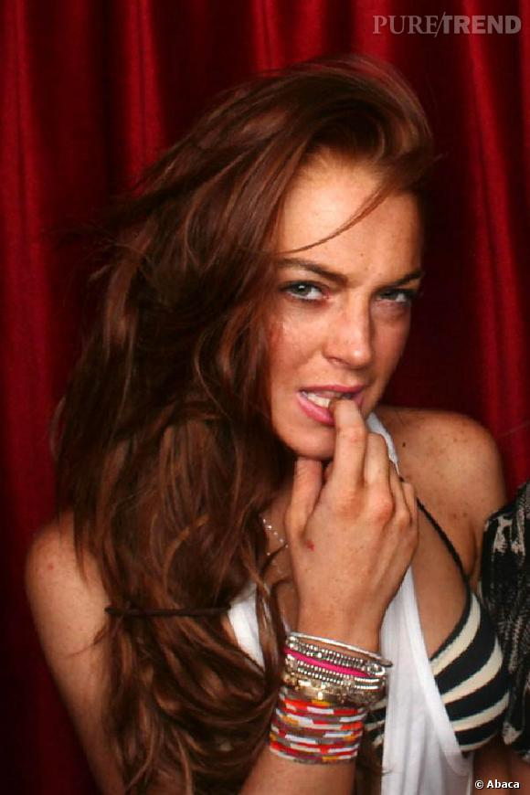 Le roux est définitivement l'atout beauté de Lindsay Lohan. Cela lui apporte de la force et du charme.