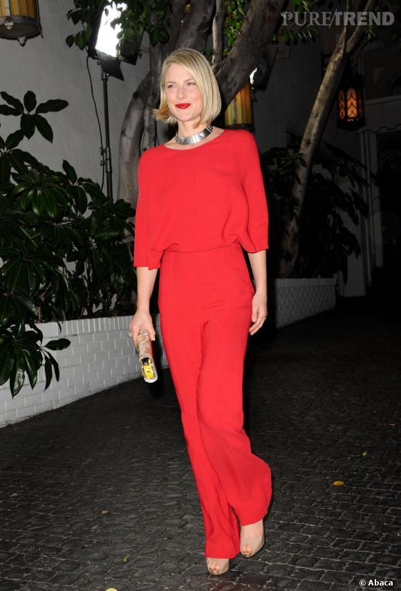 Il semblerait que l'actrice ait changé de styliste puisqu'elle collectionne les sans faute depuis quelque temps.