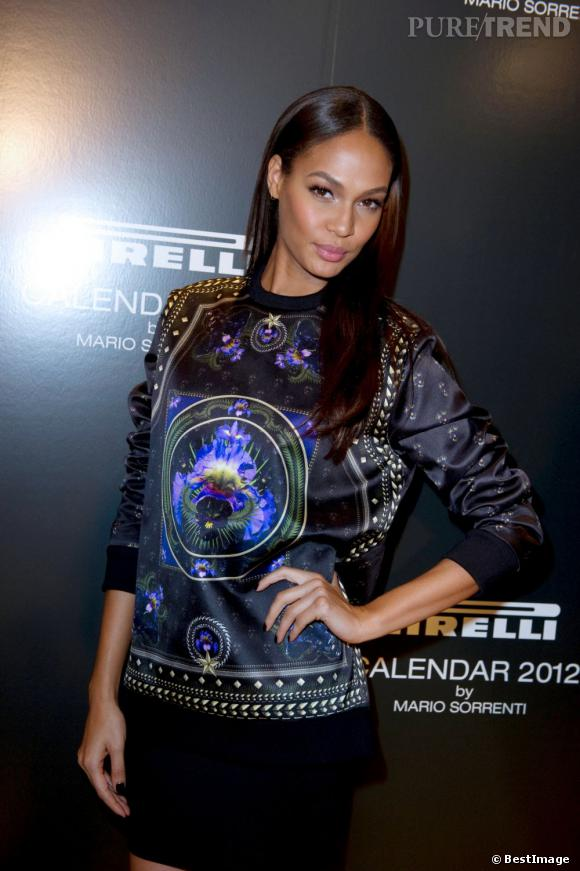 Joan Smalls, l'un des tops les plus bankable du moment.