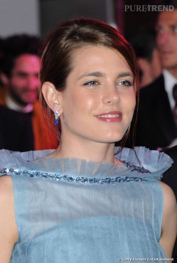 Charlotte Casiraghi au Bal de la Rose.
