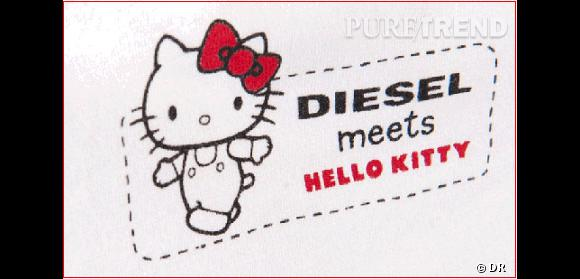 Collection Hello Kitty pour Diesel.