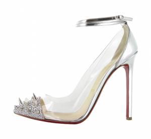 Tendance vue chez les stars, le shopping : les chaussures de Cendrillon