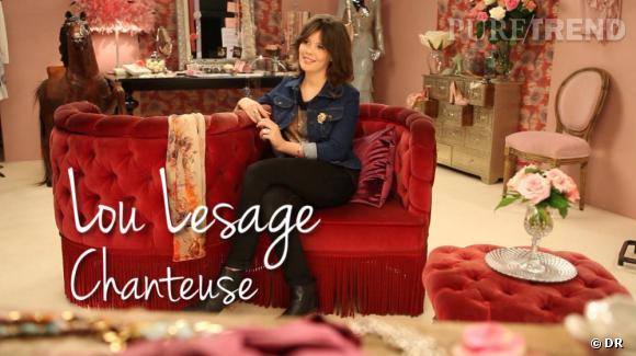 Lou Lesage fait partie du casting des dix artistes racontant leur premier amour.