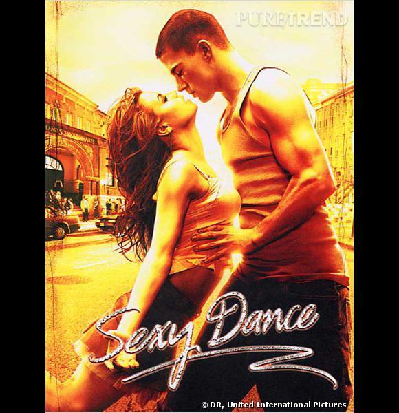 """Affiche du film """"Sexy Dance""""."""