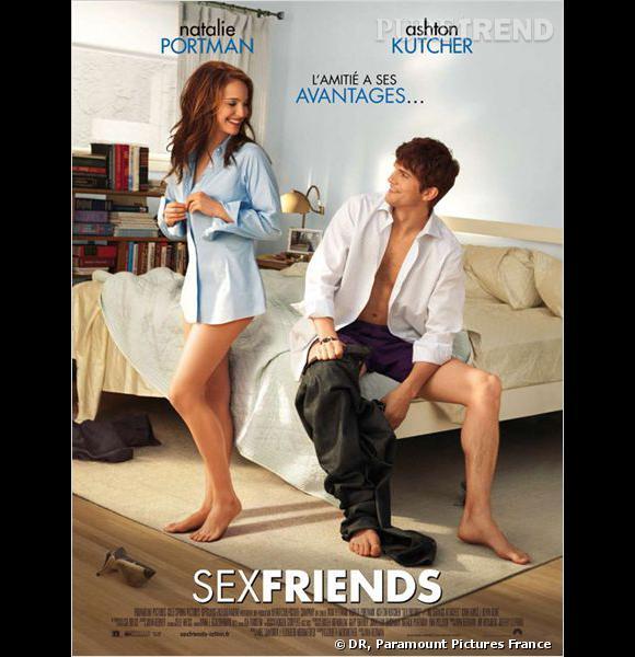 """Affiche du film """"Sex friends"""", quand deux bombes se rencontrent..."""