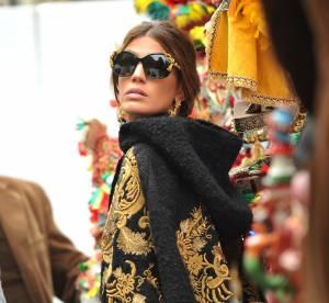 Le look du jour : Bianca Brandolini d'Adda, la bella ragazza de Dolce and Gabbana
