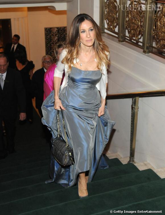Sarah Jessica Parker lors du Carnegie Hall Medal Of Excellence Gala en l'honneur de Bill Cunningham à New York.