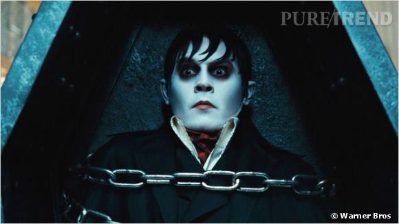 Johnny Depp version vampire.