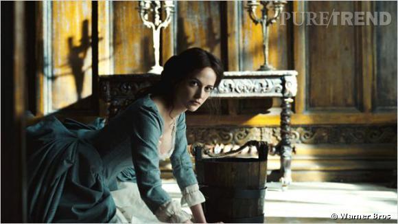 Eva Green dans le rôle d'une sorcière.