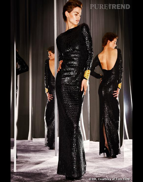 Collection Tom Ford Automne-Hiver 2012