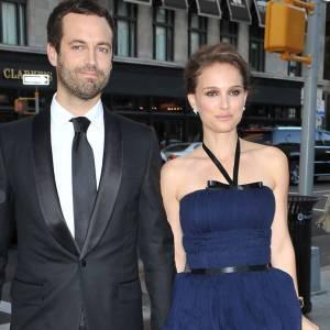 Natalie Portman et son compagnon Benjamin Millepied : un couple glamour.