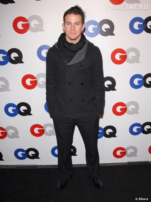 En 2007 , Channing Tatum à l'évènement GQ Men of the Year au Château Marmont de Los Angeles.