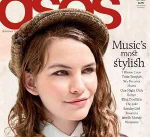 Pour son numéro spéciale musique, Asos s'offre la fille de Sting, Coco Sumner.
