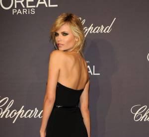 Le look du jour : Natasha Poly, indiscrétion glamour