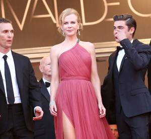 Cannes 2012 : Nicole Kidman, majestueux plissé