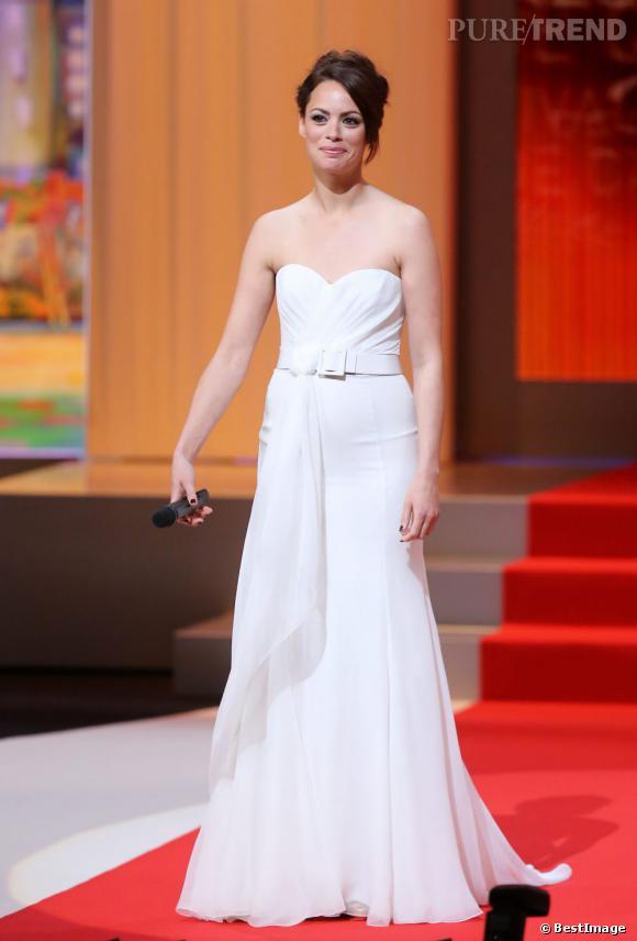 Bérénice Bejo, cérémonie de clôture du Festival de Cannes 2012 le 27 mai.
