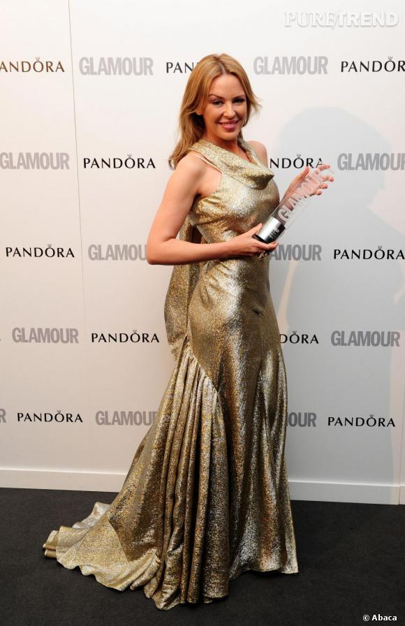 Kylie Minogue en Stella McCartney.
