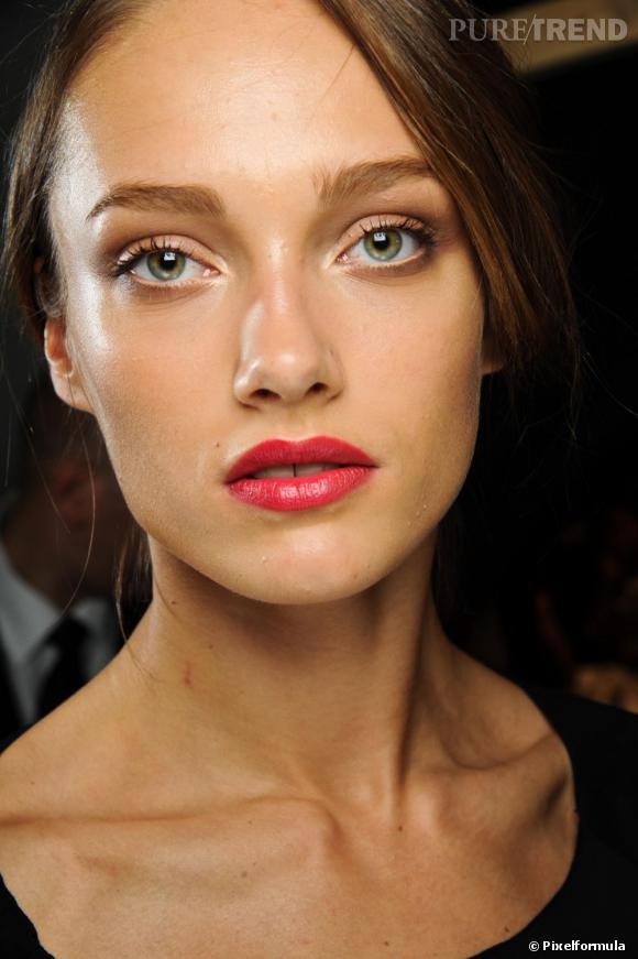 Défilé Dior Printemps-été 2012.