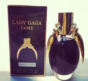 Lady Gaga dévoile son mystérieux parfum Fame Black Fluid