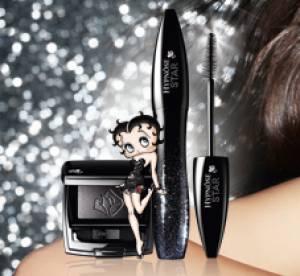 Betty Boop, egerie glamour du nouveau mascara de Lancome