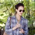 Déjà en 2010, Jessica Alba portait du MIH Jeans comme le Marrakesh