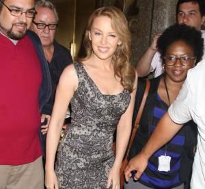 Kylie Minogue fait toujours des étincelles à 44 ans
