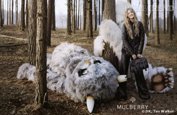 Campagne Mulberry, Automne-Hiver 2012/2013.