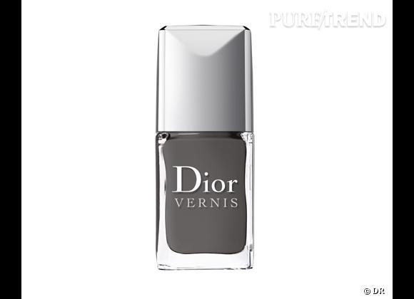 Vernis Gris Montaigne de Dior, 23,40 €.