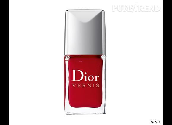 Vernis Rouge Altesse de Dior, 23,40 €.