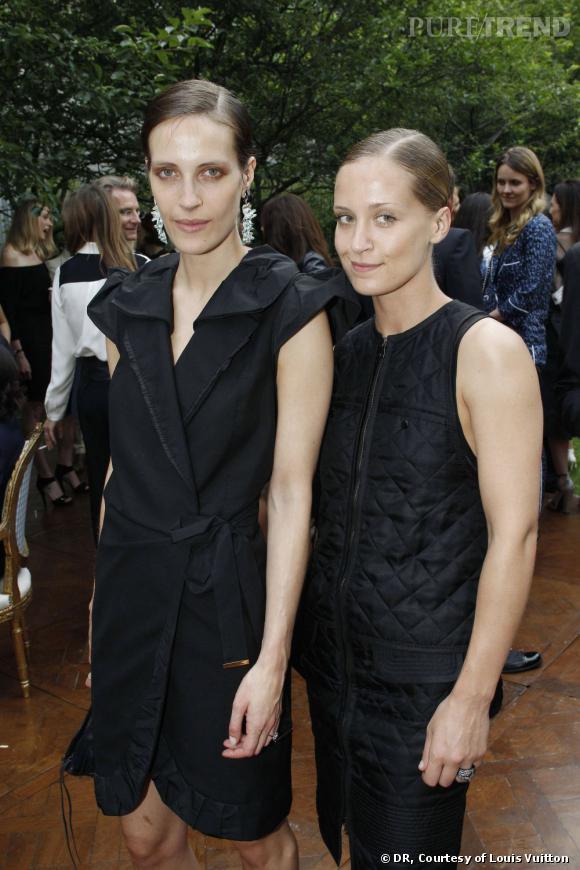 Vanessa et Victoria Traina.