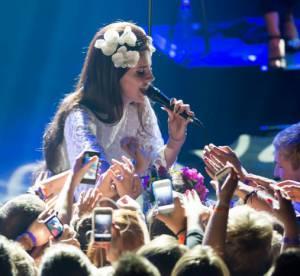 Lana Del Rey au Montreux Jazz Festival : toujours un détail qui cloche...
