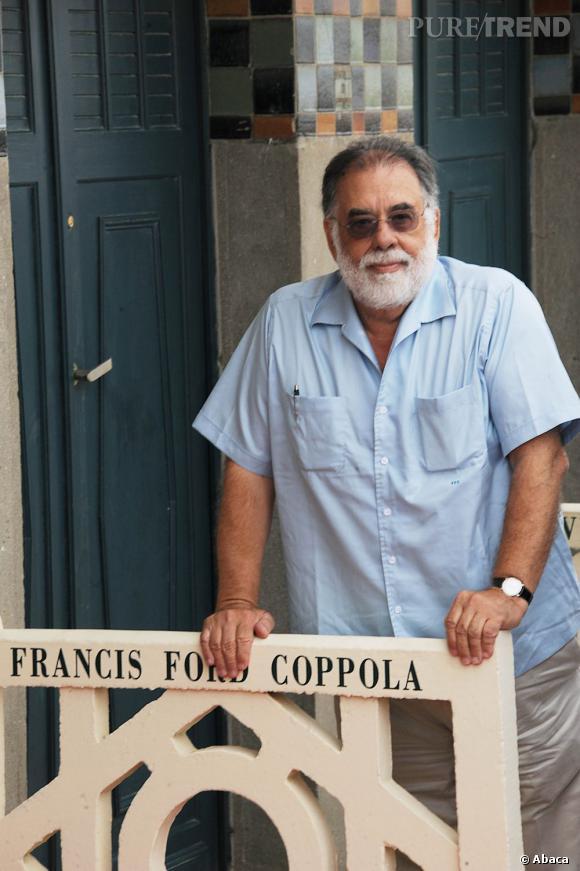 Probablement l'un des noms les plus choquants de la liste. Heureusement, c'est derrière la caméra que Francis Ford Coppola apporte sa pierre à l'édifice du porno en réalisant quelques films au début de sa carrière.