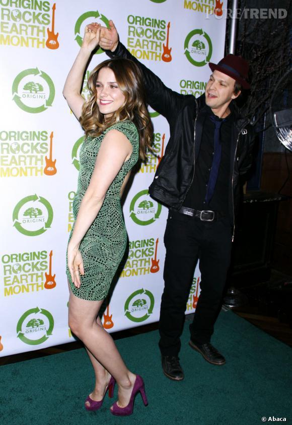 On adore la spontanéité de la star, qui danse avec Gavin De Graw