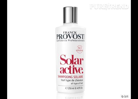 Shampooing solaire, Solar Active de Franck Provost.