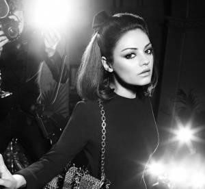 Mila Kunis : icône rétro du Old Hollywood pour Miss Dior