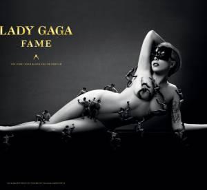 Lady Gaga nue : la campagne de son premier parfum Fame