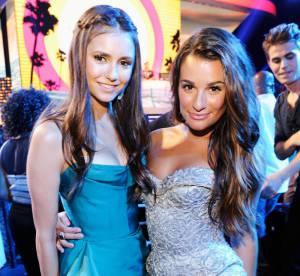 Teen Choice Awards 2012 : Nina Dobrev, Lea Michele et les starlettes... Princesses du tapis rose