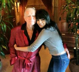 Playboy : une playmate indienne, une première pour Hugh Hefner en 60 ans