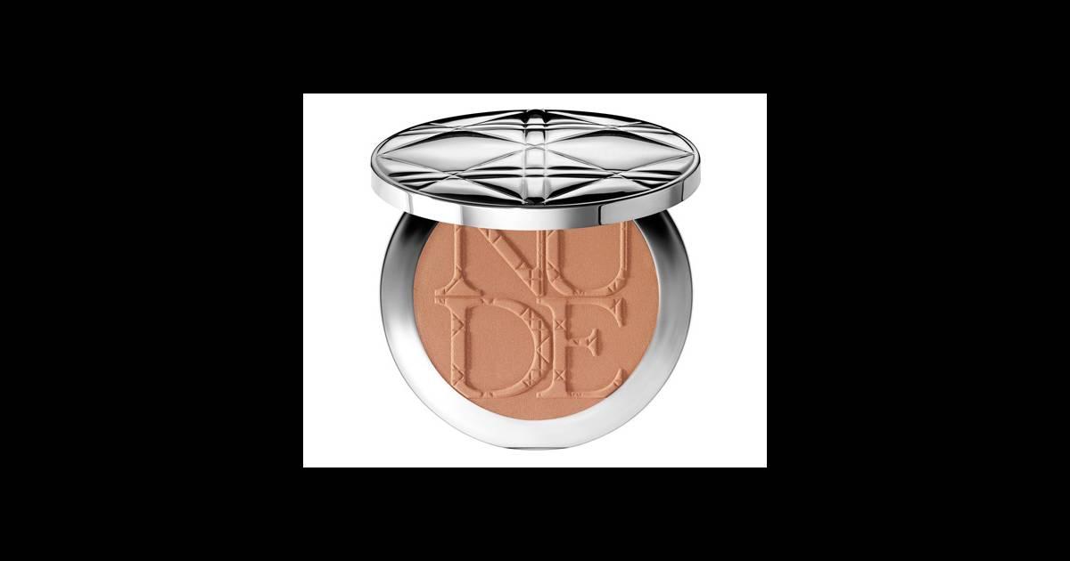 diorskin nude tan poudre de soleil bonne mine naturelle de dior 44 50 puretrend. Black Bedroom Furniture Sets. Home Design Ideas
