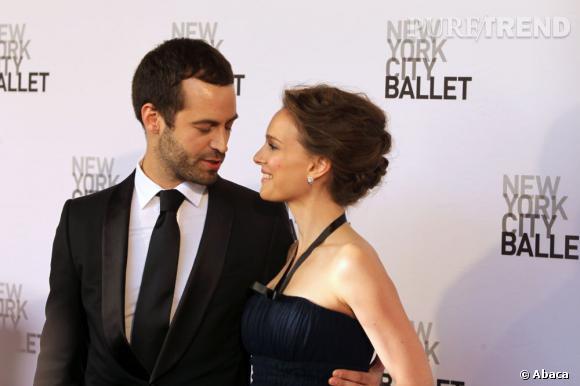 Natalie Portman et Benjamin Millepied : vive les mariés !