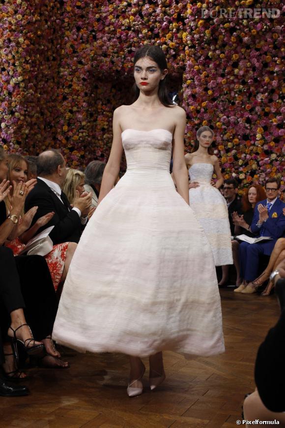 Natalie Portman s'est-elle mariée en Christian Dior ?