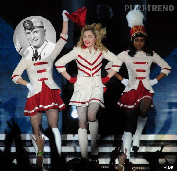 Trop de Madonna tue Madonna. Il est temps que la reine de la pop prenne sa retraite avant de décevoir tous ses fans