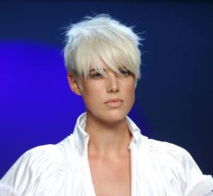 La coiffure culte : Agyness Deyn et sa coupe androgyne - 2008