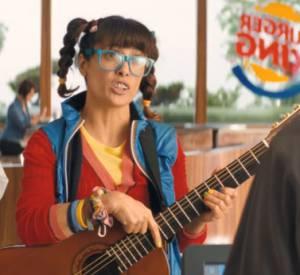 Salma Hayek se déguise pour les nouvelles salades Burger King
